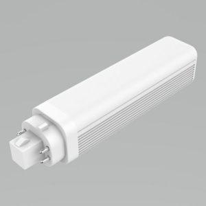 Kompaktlysrør TUNGSRAM LED D/E 10W/830