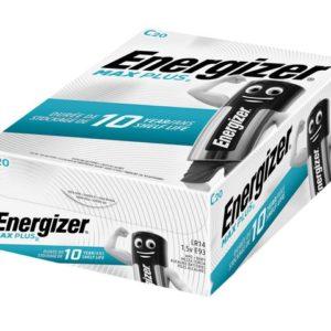 Batteri ENERGIZER Max Plus LR14 C (20)