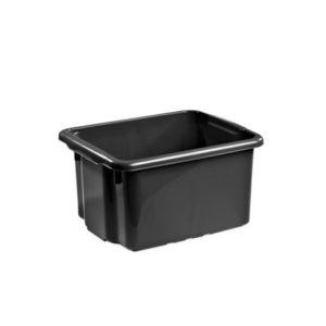 Oppbevaringsboks NORDISKA PLAST 15L sor