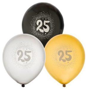 """Ballong JOKER 12"""" 25 år"""