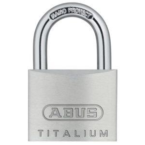 Hengelås ABUS 64TI/40B/C TITALIUM