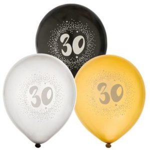 """Ballong JOKER 12"""" 30 år"""