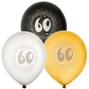 """Ballong JOKER 12"""" 60 år"""