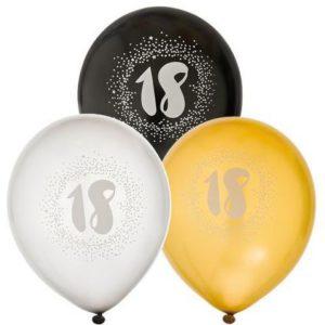 """Ballong JOKER 12"""" 18 år"""