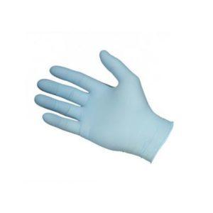 Hanske nitril blå  L (200)
