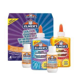 Slimsett ELMERS fargeskiftende
