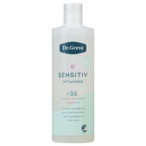 Intimvask DR. GREVE Sensitiv m/p 400ml