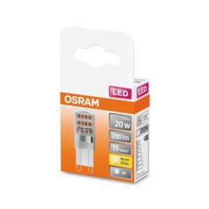 Lyspære OSRAM G9 20 2W non dim