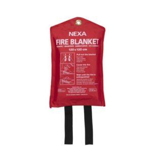 Brannteppe NEXA 120x120cm Softpack