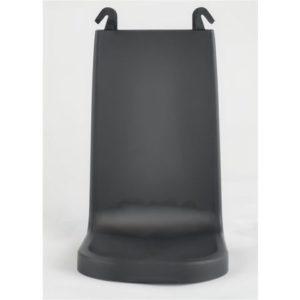 Dryppeskål til dispenser SOFT CARE sort