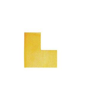 """Markeringstape gulv """"L-form"""" (10)"""