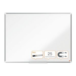 Whiteboard NOBO PremiumP lakkert 60X45c
