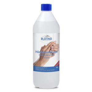 Hånddesinfeksjon BLÅTIND flytende 1L