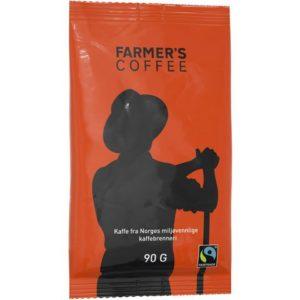 Kaffe FARMERS Fairtrade finmalt 90g