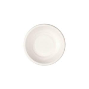 Demoskål DUNI bagasse 77mm hvit (100)