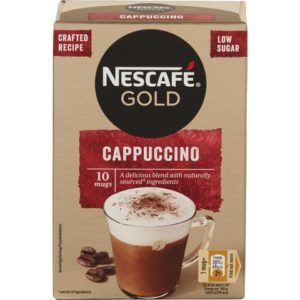 Kaffe NESCAFÉ Cappuccino (10)