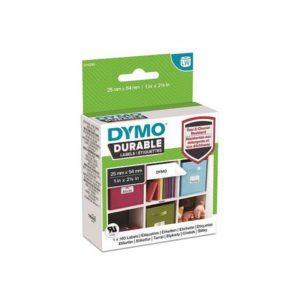 Etikett DYMO flerbruk 25x54mm (160)