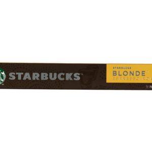 Kaffekapsel STARBUCKS BlondeEspresso(10