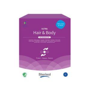 Dusjsåpe STERISOL Ultra Hair og Body 5L