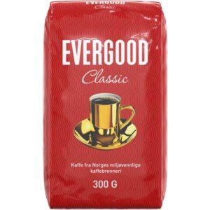 Kaffe EVERGOOD finmalt 300g