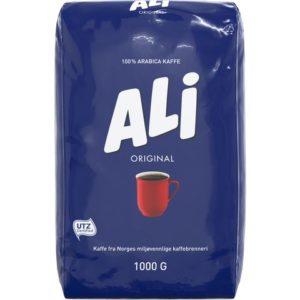 Kaffe ALI proff automatmalt 1000g