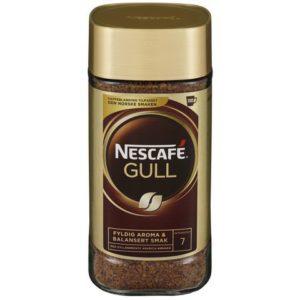 Kaffe NESCAFÉ Gull 200g