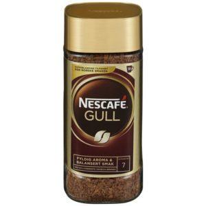 Kaffe NESCAFÉ Gull 100g