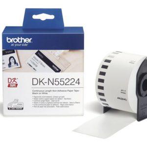 Etikett BROTHER DK-N55224 54mmx30