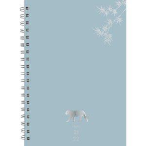 Kalender GRIEG Student A6 21/22 blå