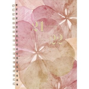 Kalender GRIEG Student A5 21/22 blomst