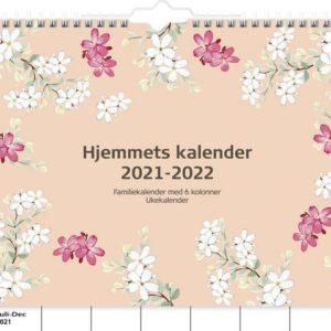 Hjemmets kalender GRIEG uke 21/22