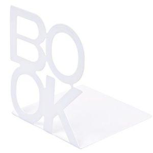 Bokstøtte BURDE Book hvit (2)