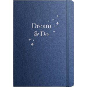 Ukekalender GRIEG C5 Dream and Do blå