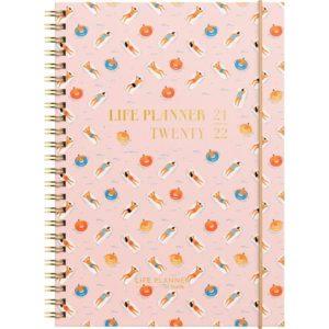 Kalender GRIEG Life Plan.2 A5 21/22 ros
