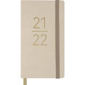 Kalender GRIEG SLIM myk 21/22 beige