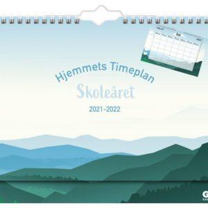 Hjemmets timeplan GRIEG 21/22