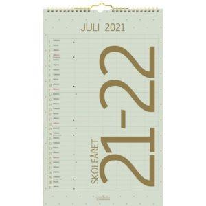 Familiekalender Color GRIEG 21/22