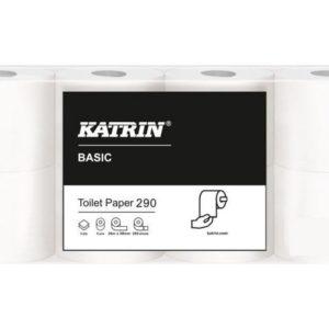 Toalettpapir KATRIN Basic 290 2L 36m (8
