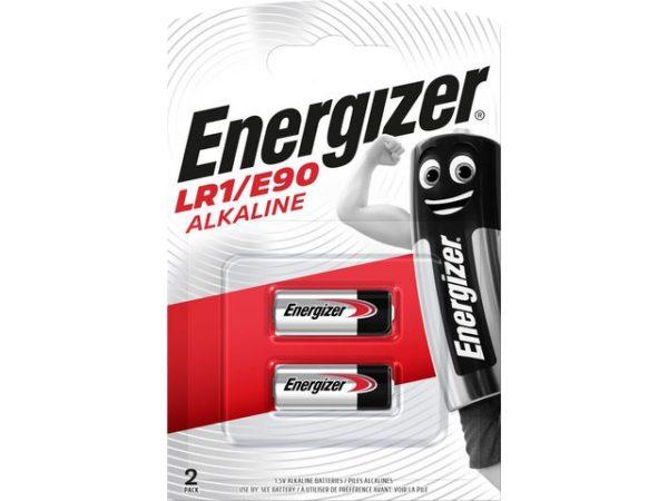 Batteri ENERGIZER Alkaline LR1/E90 (2)