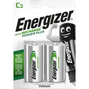 Batteri oppladbart ENERGIZER C 2500 (2)