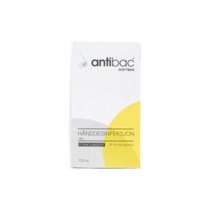 Hånddesinfeksjon ANTIBAC Softgel 700 ml