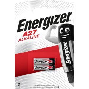 Batteri ENERGIZER A27A/E27A (2)
