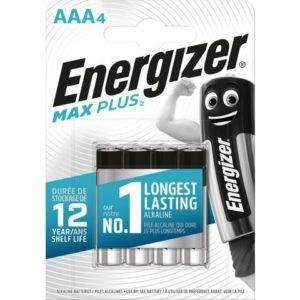 Batteri ENERGIZER Alkaline Max P. AAA(4