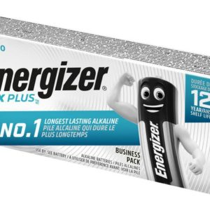 Batteri ENERGIZER Max Plus AAA (20)
