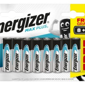 Batteri ENERGIZER Max Plus AA (12)