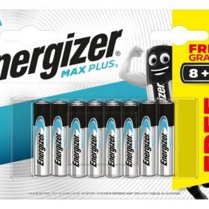Batteri ENERGIZER Max Plus AAA (12)