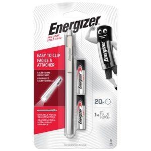 Lommelykt ENERGIZER Metal Penlight 2AAA