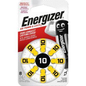 Batteri ENERGIZER høreapparat ZA 10 (8)