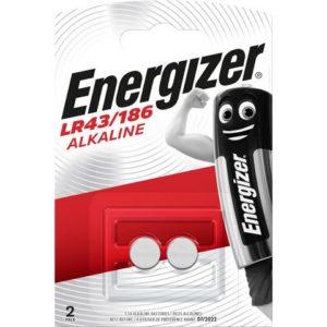 Batteri ENERGIZER LR43/186 (2)