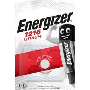 Batteri ENERGIZER Lithium CR1216